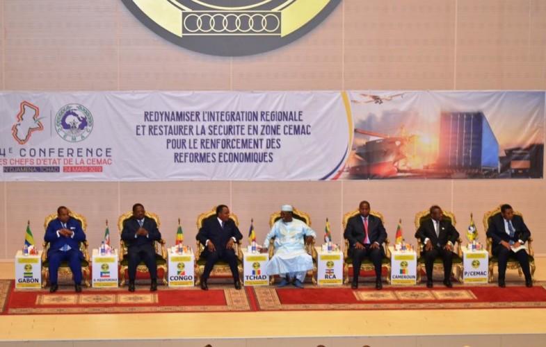 Cémac : une table ronde pour mobiliser 2 800 milliards de FCFA en faveur de l'intégration