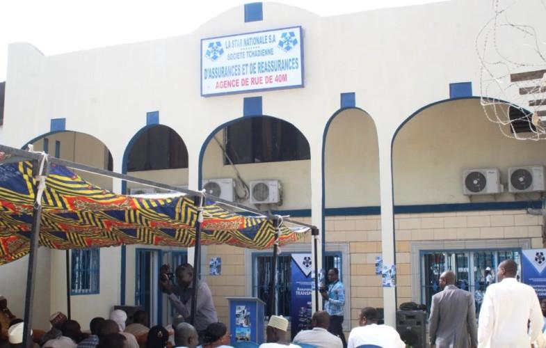 Tchad: la Star nationale ouvre une nouvelle agence à la Rue de 40m de N'Djamena