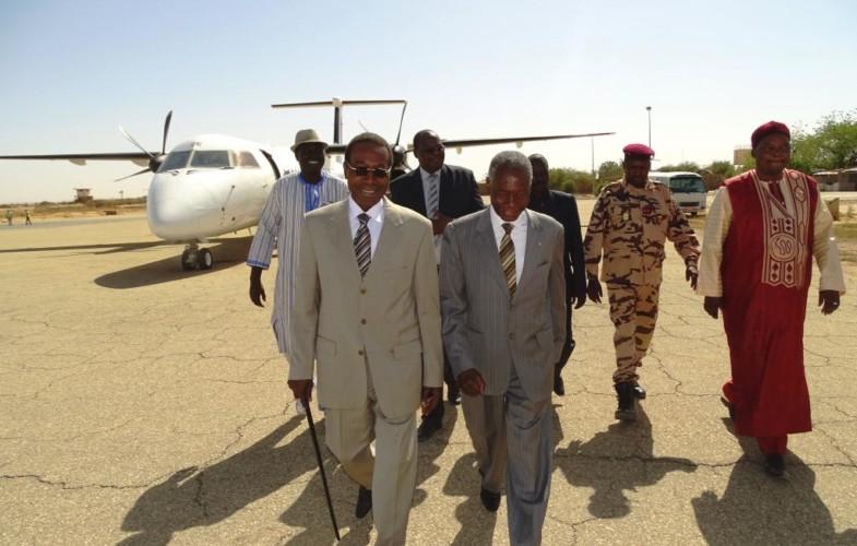Tchad : le ministre Houdeingar en tournée dans les universités  de la zone septentrionale