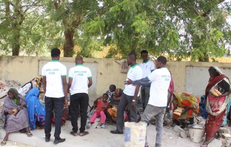 Tchad: l'association Hope for Chad célèbre la SENAFET avec les femmes les plus démunies