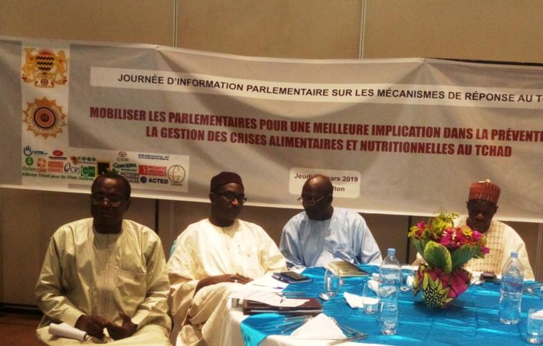 Lutte contre la faim : Oxfam outille les parlementaires tchadiens sur la prévention et la gestion des crises alimentaires et nutritionnelles