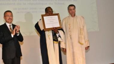 Timeline: la vraie histoire d'Idriss Déby et de ses quatre titres de docteur honoris causa