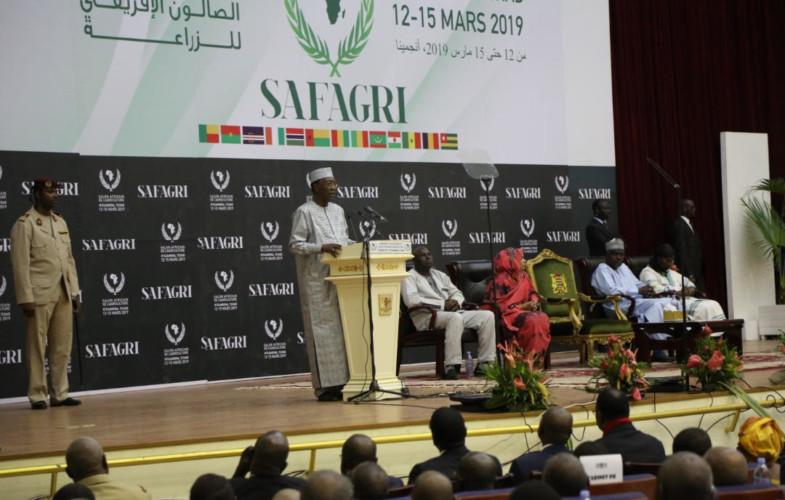 """Pourquoi Déby souhaite que """"le Safagri soit inscrit dans le lexique africain"""""""