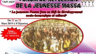Société : la jeunesse Massa tient son premier forum de réflexion à N'Djamena