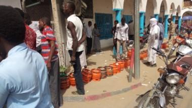 Tchad : la rareté de gaz crée une brouille entre clients et employés d'une station
