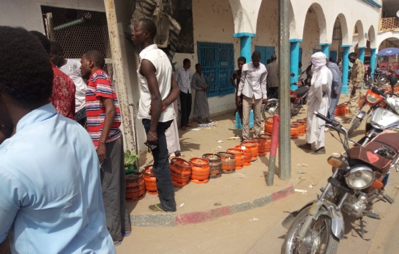 Tchad: pénurie de gaz, l'ADC appelle le gouvernement à être prévisionniste