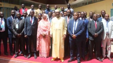 Tchad: le président Déby devient le 2ème chef d'Etat à visiter l'ENA