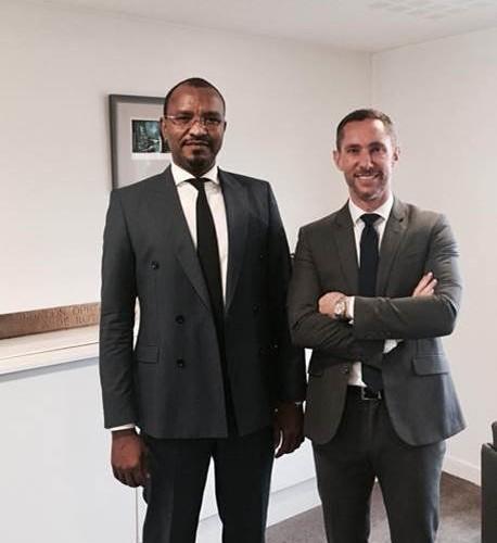 Tchad: La CNPS signe une convention avec la Fondation Rothschild pour les évacuations sanitaires