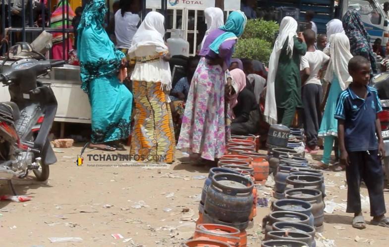 Tchad : le gaz butane se raréfie à N'Djamena