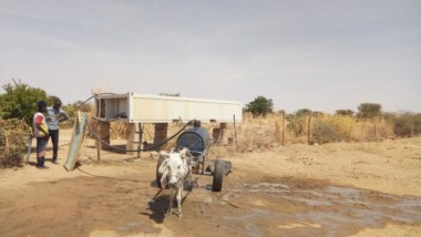 Tchad : ce qu'il faut savoir de l'approvisionnement en eau à Iriba