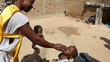 Tchad :  aucun cas de poliomyélite signalé depuis deux ans
