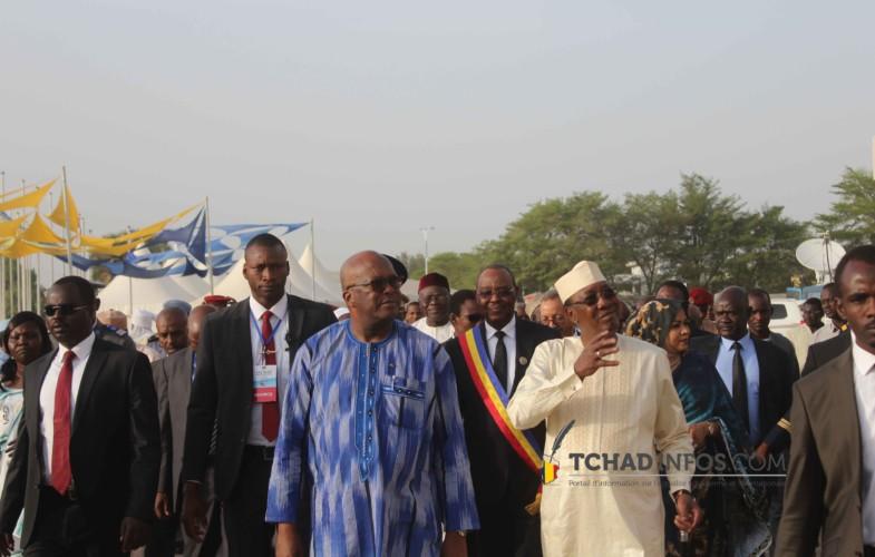 Tchad : le Burkinabé Kaboré clôture le Salon africain de l'agriculture