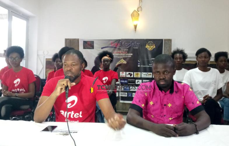 Mode: l'acte 7 de la compétition Top model Tchad est lancé