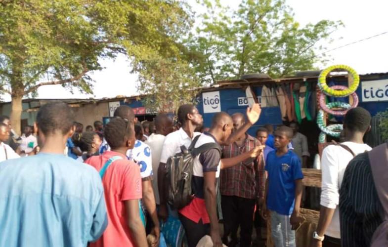 A l'instant : échauffourée entre les étudiants et les mécaniciens à Chagoua
