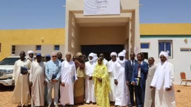 Tchad : l'Adétic dote Amdjarass d'un nouveau  centre multimédia