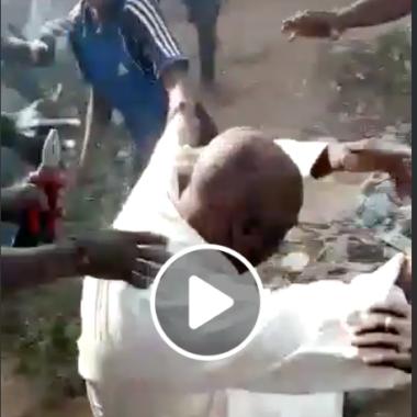 Fact-checking : la vidéo du maire du 7e arrondissement lynché vérifiée
