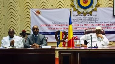Couverture santé universelle au Tchad : le ministère sensibilise les députés sur sa mise en œuvre