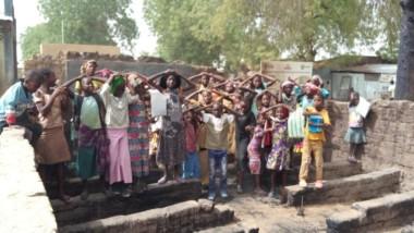 Société : un incendie ravage quatre salles de classe de l'école de la Léproserie