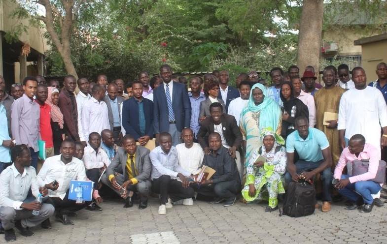 Tchad : la jeunesse tchadienne présente un mémorandum en faveur de la paix