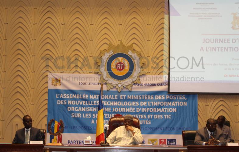 Tchad : les élus du peuple sensibilisés sur les enjeux des TIC & développement