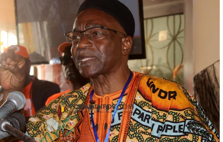 Tchad : « Je resterai le chef de file de l'opposition », Saleh Kebzabo