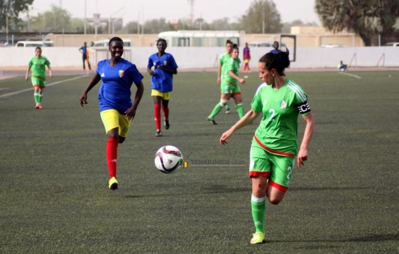 Tchad : trois femmes pour encadrer l'équipe nationale féminine de football
