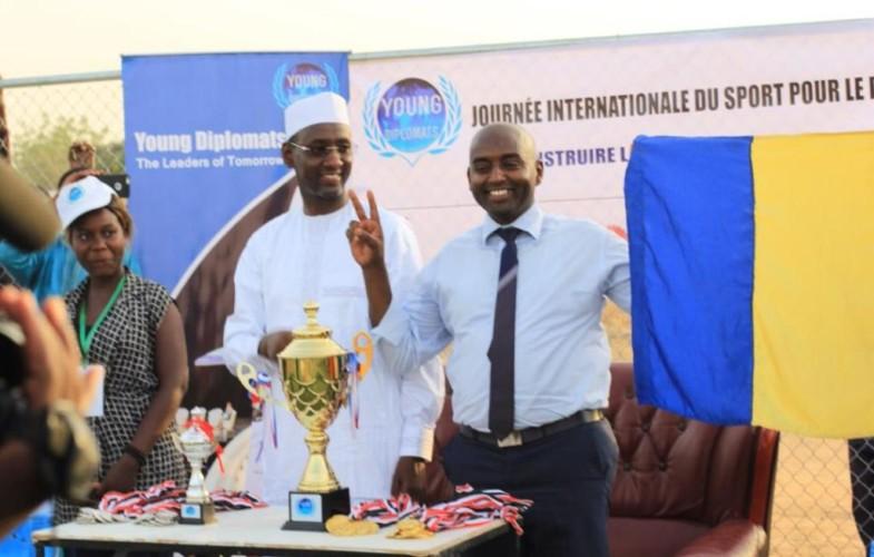Société : Young diplomats célèbre la journée mondiale du sport pour le développement et de la paix