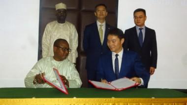 Technologie : Huawei s'engage aux côtés de l'Enastic pour la formation dans les TICS