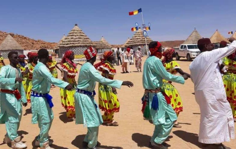 Ficsa : les démonstrations de danses traditionnelles mobilisent les festivaliers