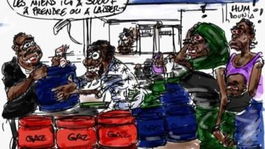 Pénurie de gaz : calvaire pour les uns, business pour les autres