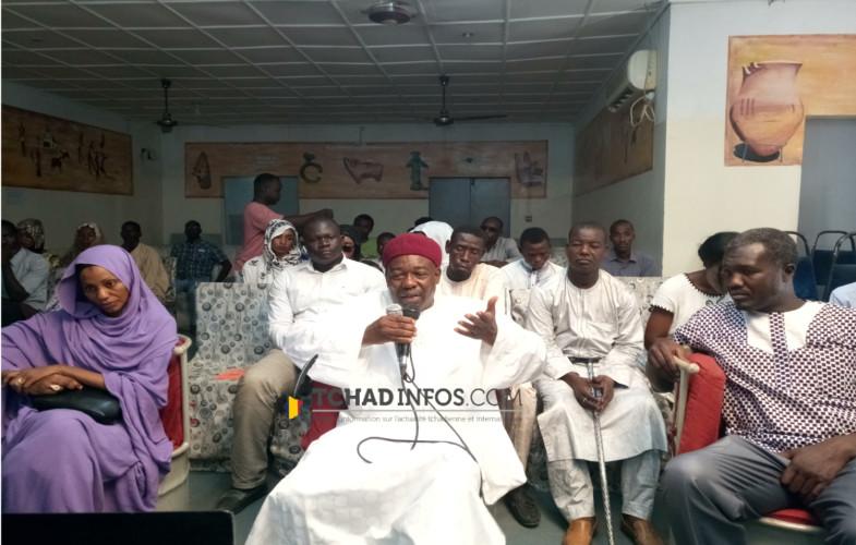 Cinéma: lancement d'une série éducative pour l'assainissement de N'Djamena