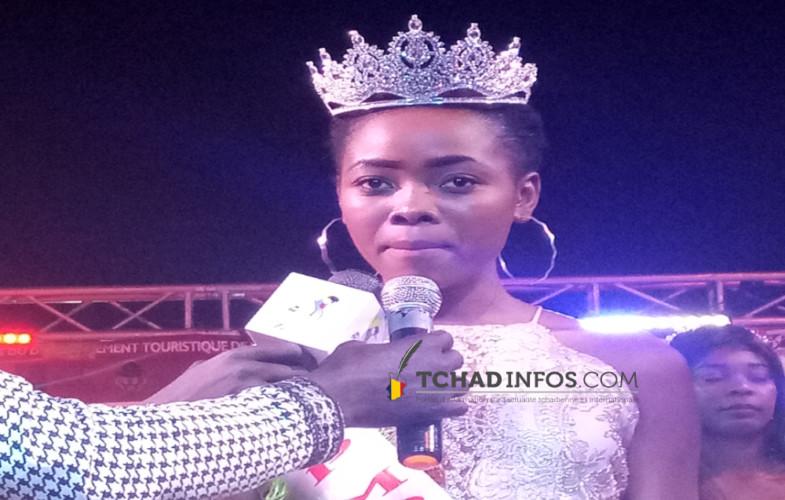 Culture: Patricia Nguémta, la nouvelle Top model du Tchad