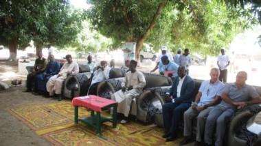Tchad : l'ONG Adi lance ses activités pour la sécurité des populations