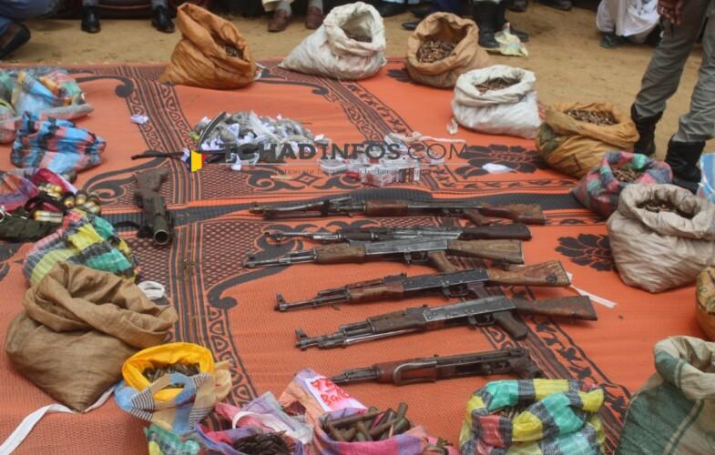 Tchad : un comité mixte de désarmement mis sur pied