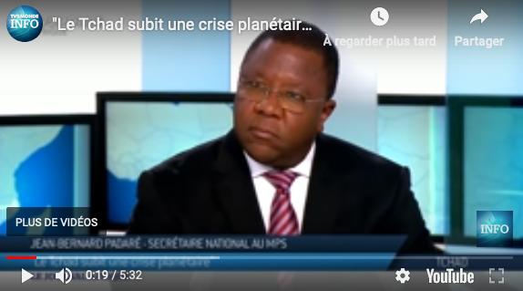 Tchad : quand Me Padaré irrite les Tchadiens sur RFI et TV5