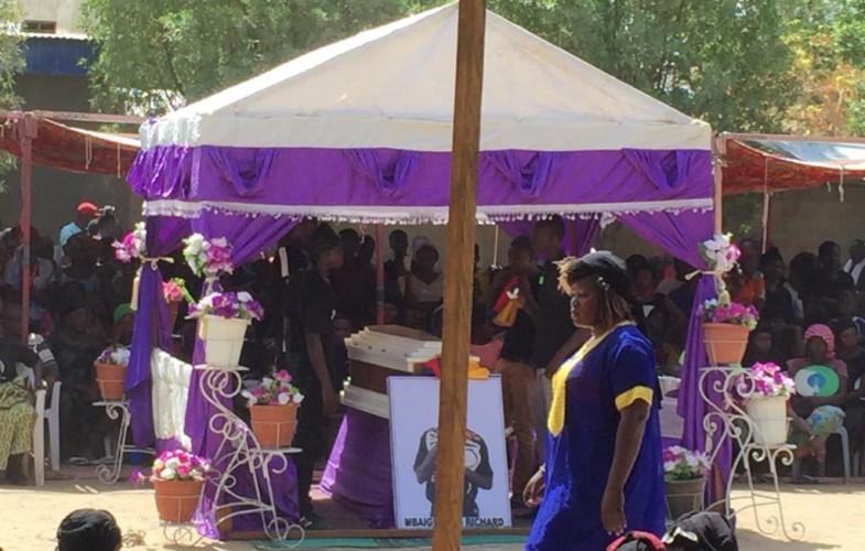 Affaire Mbaiguedem Richard : calme précaire à Moursal pendant la cérémonie funèbre