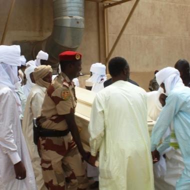 Tchad : le frère cadet du président Deby sera enterré à Amdjarass
