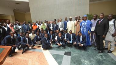Diplomatie : les ambassadeurs accrédités au Tchad célèbrent la 56ème  Journée de l'Afrique