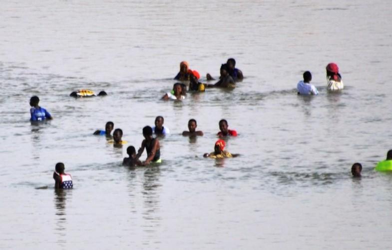 Ramadan : le fleuve Chari, au grand bonheur des jeûneurs