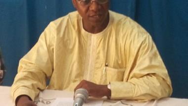 Tchad : « ces actions louables sont entreprises pour redonner à la presse tchadienne ses lettres de noblesse », Oumar Yaya