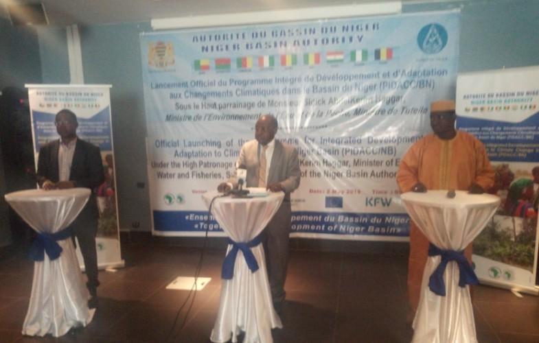 Changement climatique : plus de 130 milliards de Francs CFA pour aider les riverains du bassin du Niger