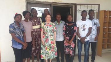 Tchad : la présidente de l'Assemblé générale de l'Onu recense les besoins des jeunes
