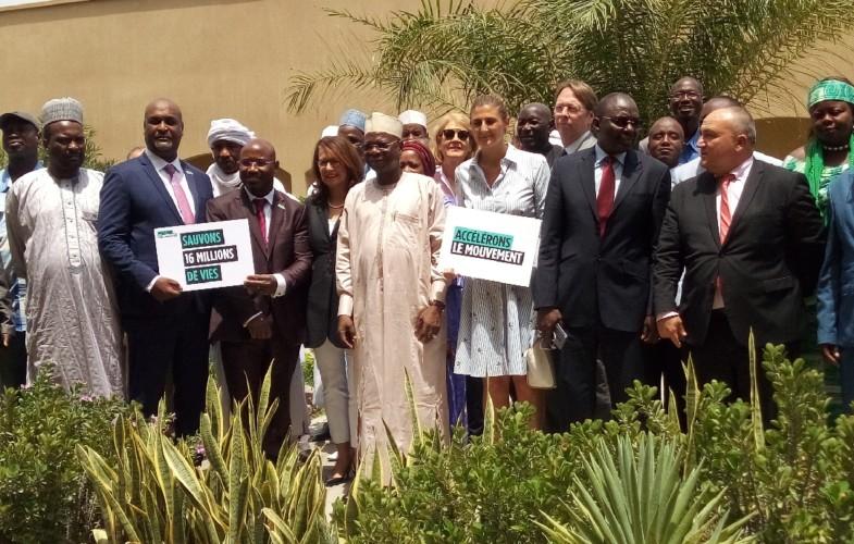 Tchad : signature de deux conventions pour lutter contre la tuberculose, le Sida et le palu