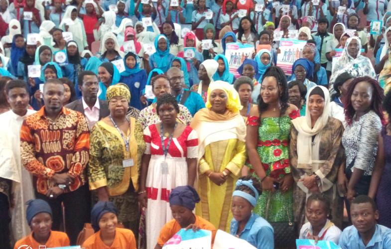 """Hygiène menstruelle : """"seulement 56% des filles savent la pratiquer"""", selon le sondage de l'Unicef"""