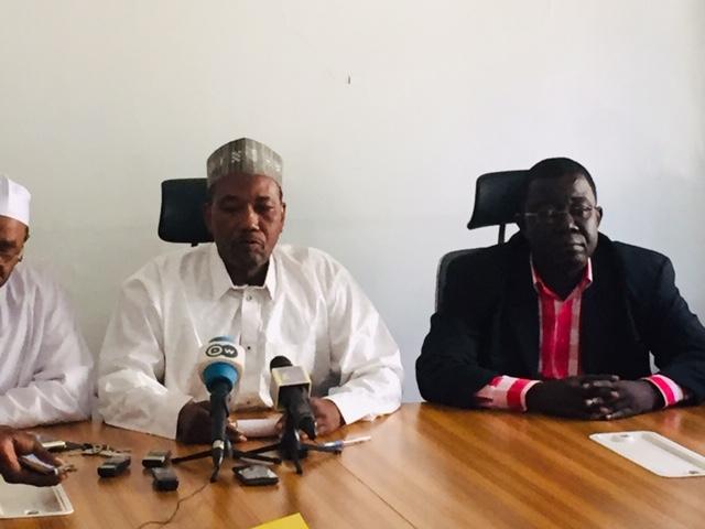 Élections législatives : Zène Bada rassure les partenaires techniques et financiers