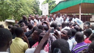 Tchad: émeute au campus universitaire de Toukra