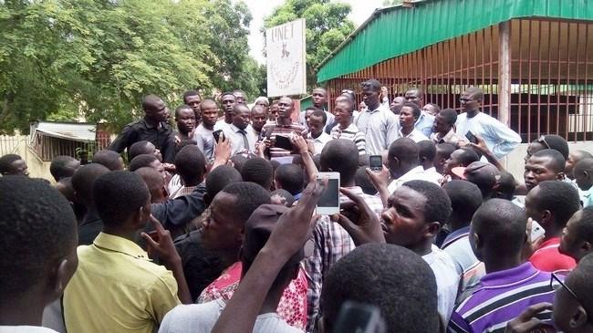 Tchad : les étudiants ont pris d'assaut les locaux du CNOU