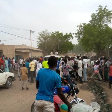 Faits divers : échauffourée entre les habitants de Ridina et les policiers du CSP5