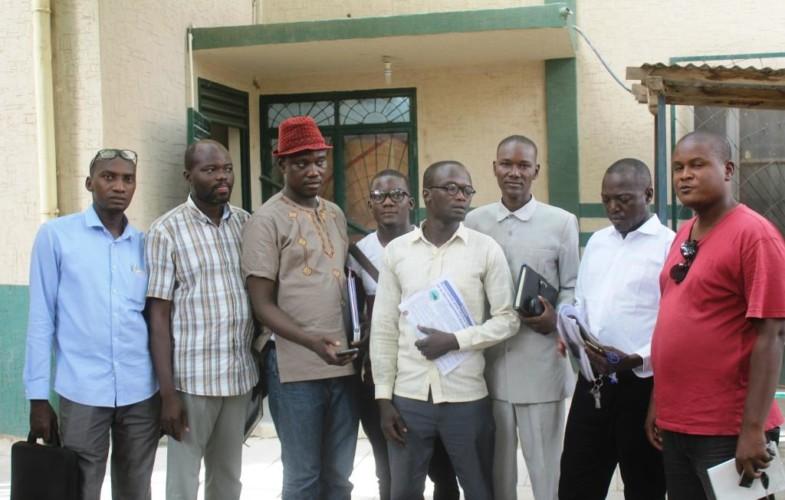 Tchad : Kokinague Eric, suspendu du Patronat de la presse tchadienne, par la justice