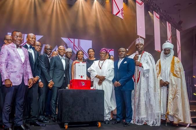 UBA fête 70 ans d'excellent service clientèle lors de sa soirée de gala spéciale ''CEO Awards''